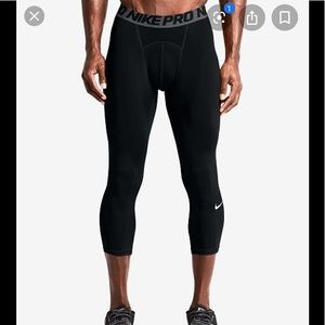 Nike pro compression pants, leggings,running pants